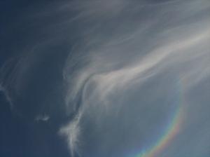 the desert sky.....